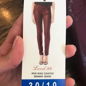 Level 99 skinny jeans
